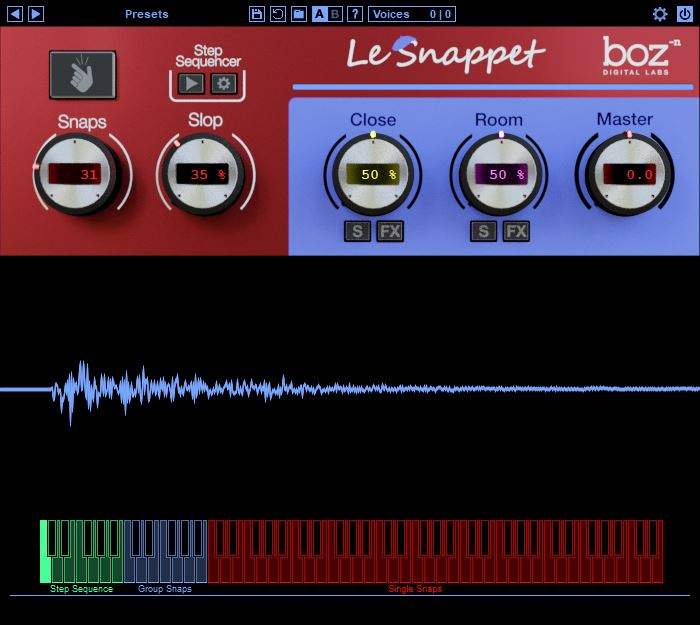 BOZ Digital - Le Snappet VST Plugin
