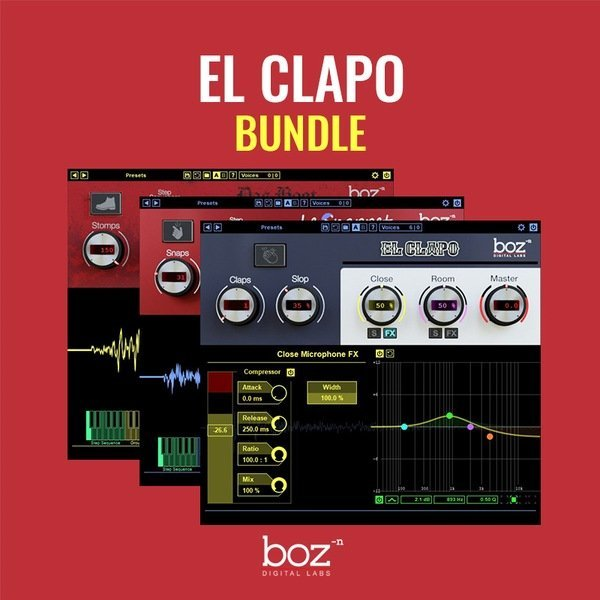 BOZ El Clapo Bundle