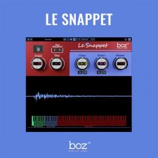 BOZ Le Snappet VST Plugin