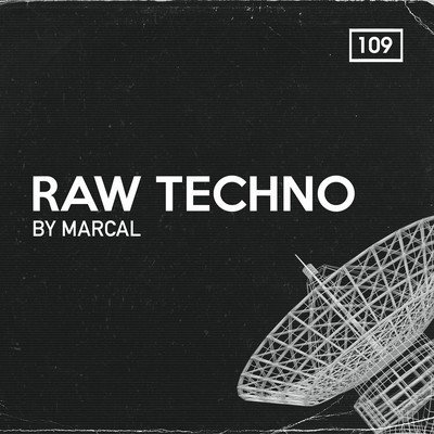 Bingoshakerz - RAW Techno Loops by Marcal