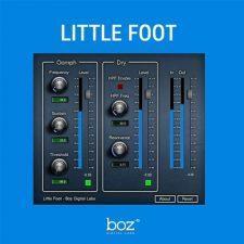 Boz - Little Foot Drum VST Effect