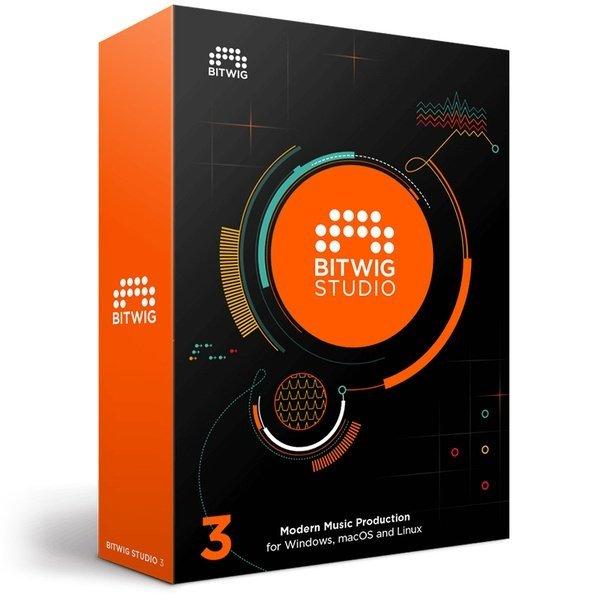 Buy Online - Bitwig Studio 3 DAW