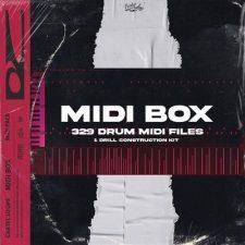 Cartel Loops - Midi Box MIDI 329 Drum MIDI Files