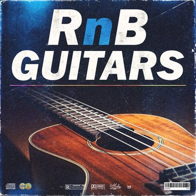 Cartel Loops - RnB Guitars Loops Pack