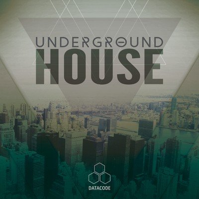 Datacode - FOCUS Underground House Drum Kits