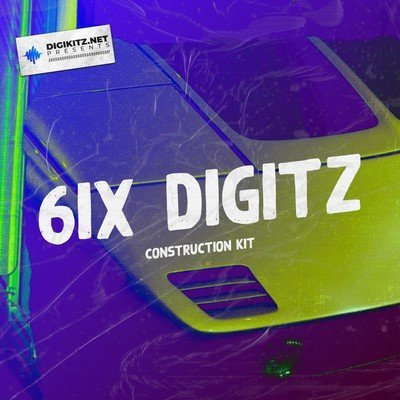 Digikitz - 6ix Digitz