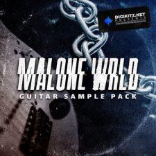 Digikitz - Malone WRLD - Guitar Loops Pack