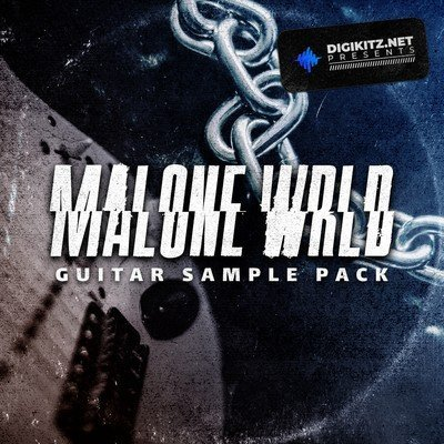 Digikitz - Malone WRLD - Guitar Loops Pack