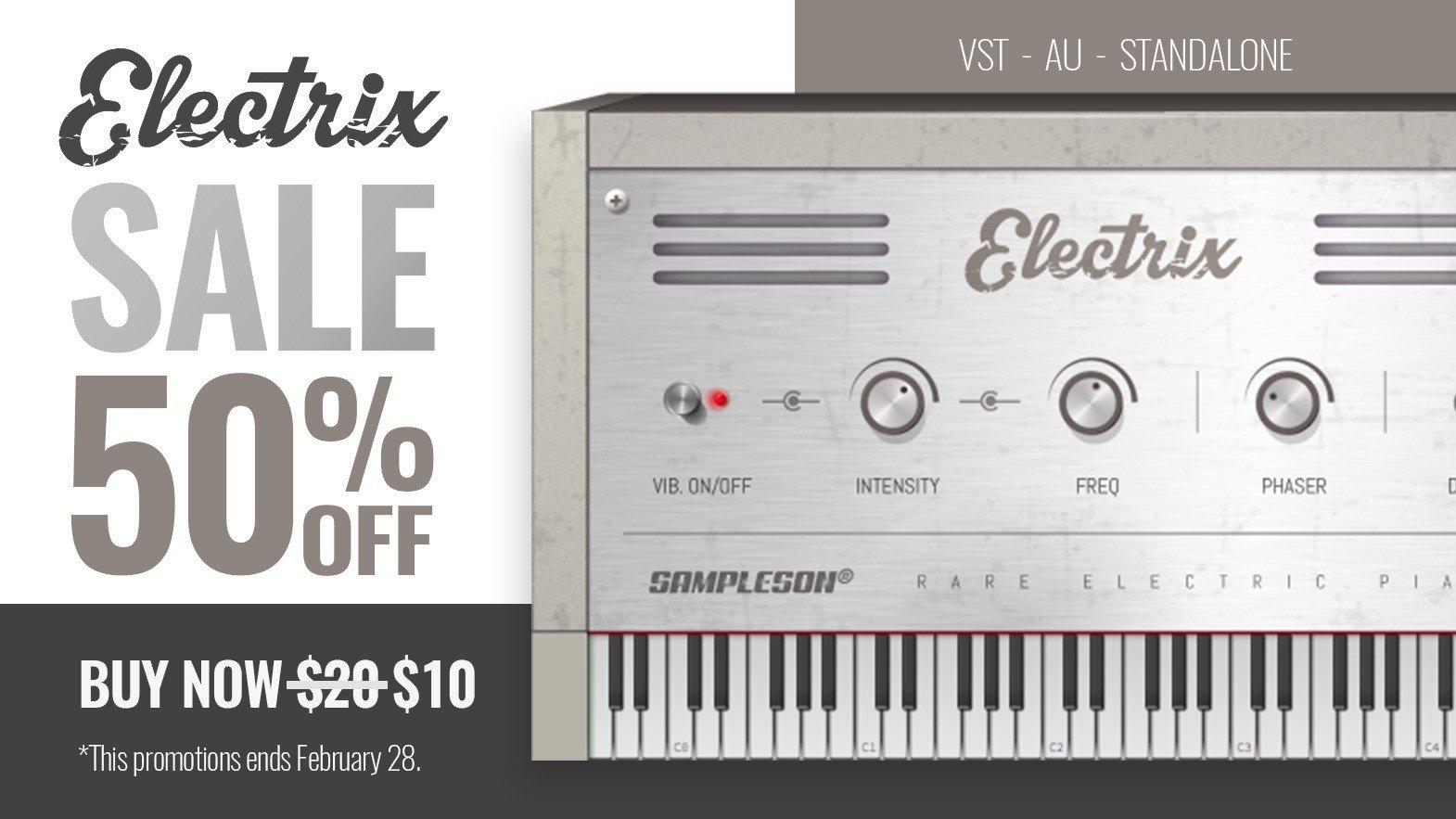 Electrix Sale