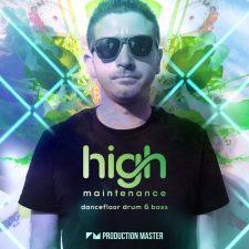 High Maintenance - Dancefloor Drum & Bass Loops