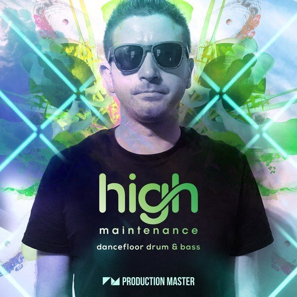 High Maintenance - Dancefloor Drum & Bass Loops