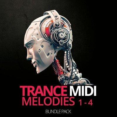 HighLife Samples - Trance Midi Melodies 1-4 Bunlde Pack