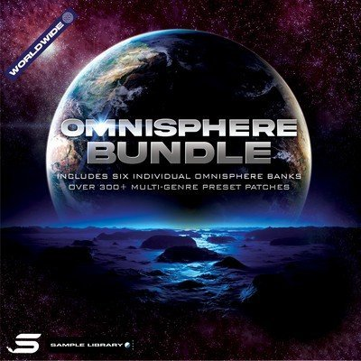 Studio Trap - Omnisphere Presets Bundle Pack