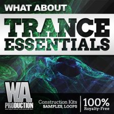 WhatAbout - Trance Essentials - Sample Pack