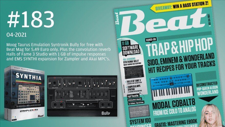 Beat Magazine 183 English PDF