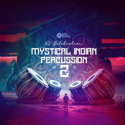 Black Octopus Sound - Mystical Indian Percussion 2