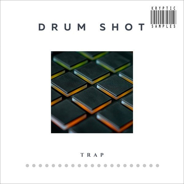 Kryptic Samples - Drum Shot Trap Drum Kit
