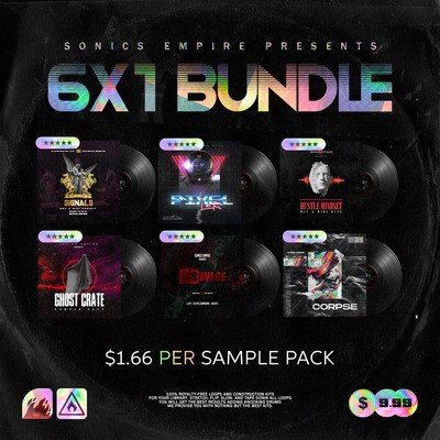 SonicsEmpire - 6in1 Bundle V2