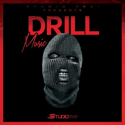 Studio Trap - Drill Music Loops Pack