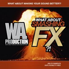 W. A. Production - What About Smashing FX