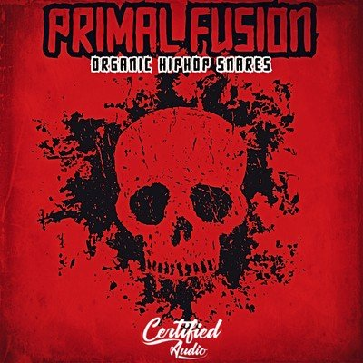 Certified Audio - Primal Fusion - Organic Hip Hop Snares