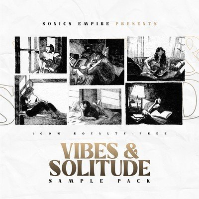 Sonics Empire - Vibes and Solitude - Sample Pack