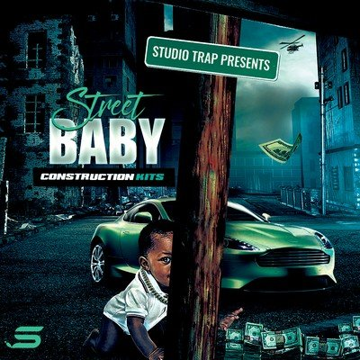 Studio Trap - Street Baby Sound Kits