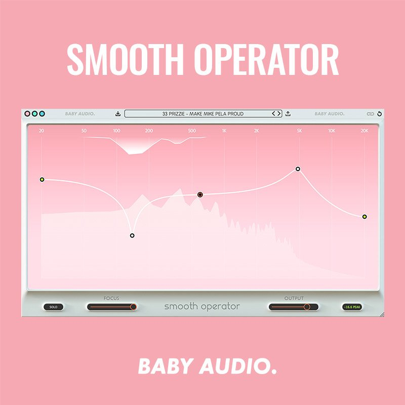 Baby Audio - Smooth Operator VST Plugin