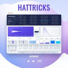 Diginoiz Hattricks VST Plugin Cover