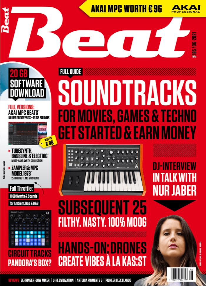 Beat Magazine #185 English PDF