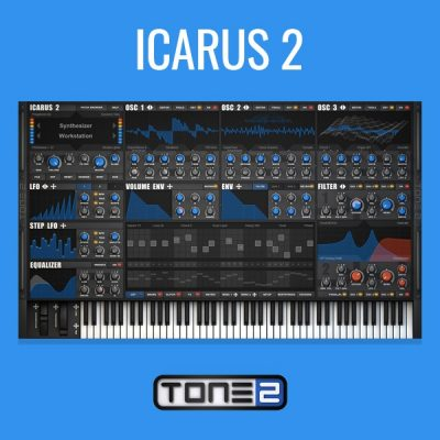 Icarus2 Synth VST Plugin