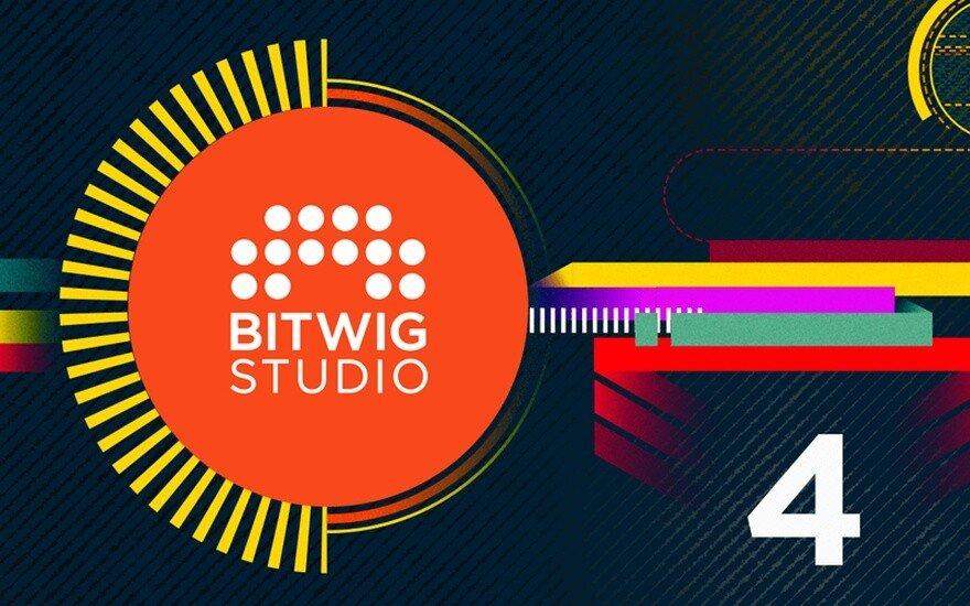 New Bitwig Studio 4 DAW Released