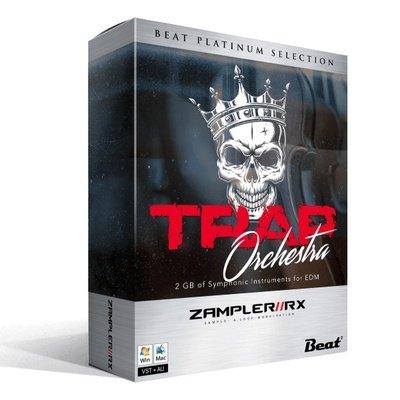 Zampler Sounds - Trap Orchestra Soundbank