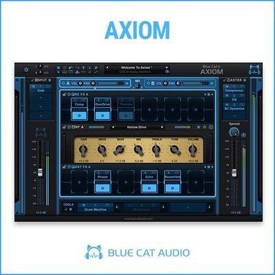 Blue Cat Audio Axiom VST Plugin