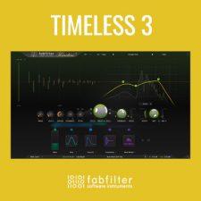 Fabfilter Timeless 3 VST Plugin