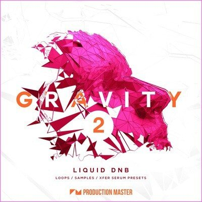 Production Master - Gravity 2 DnB Sounds