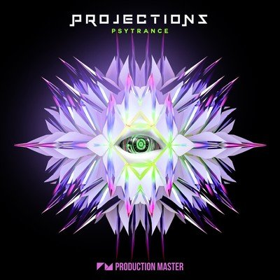 Production Master - Projections - Psytrance Loops