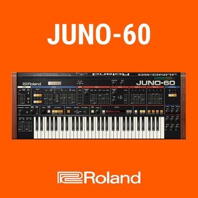 Roland Juno-60 VST Synth Plugin