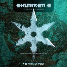 Shuriken 2 - Wonk & Hybrid Trap Loops Pack