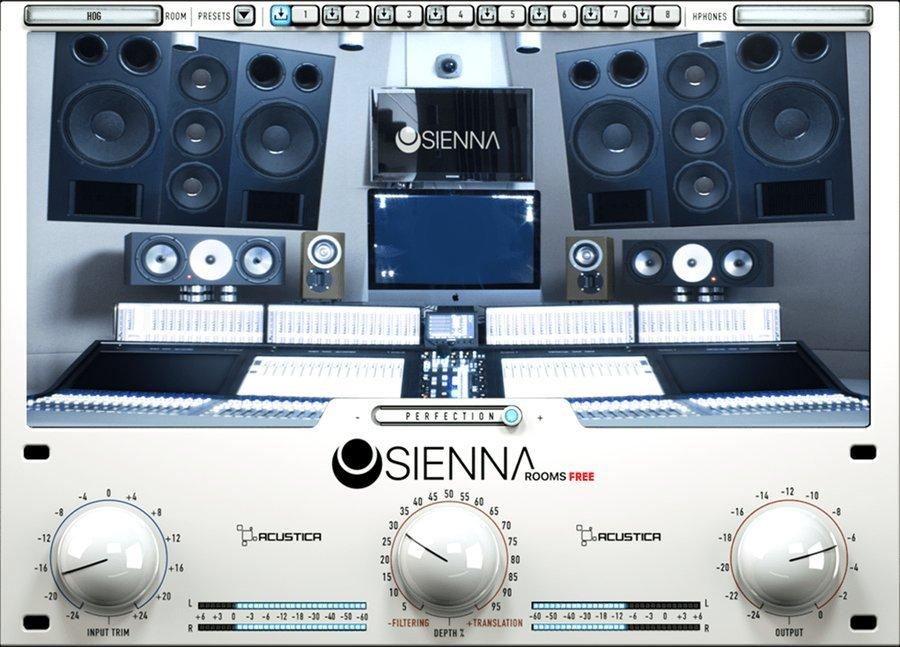 Acustica Audio Sienna Free VST Download
