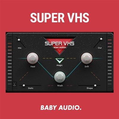 Baby Audio - Super VHS Lo-Fi VST Effect Plugin