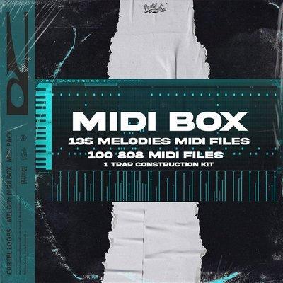 Cartel Loops - MIDI Box 2 MIDI Loops