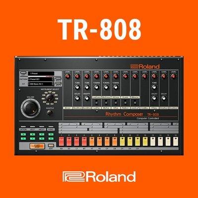 ROLAND TR-808 VST DRUM PLUGIN