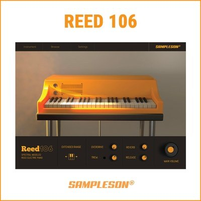 Sampleson Reed 106 Electric Piano VST (W)