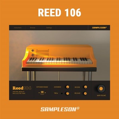 Sampleson Reed 106 Electric Piano VST