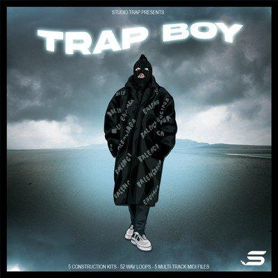 Studio Trap - Trap Boy WAV MIDI Kits
