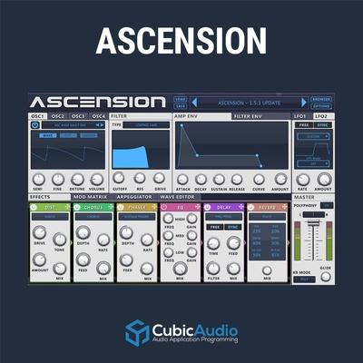Ascension VST Synth Plugin