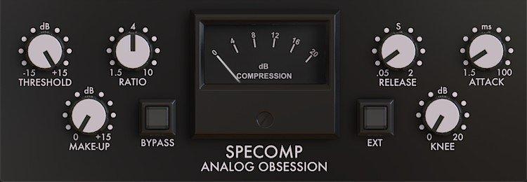 Specom Free Compressor VST Plug-in