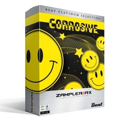 Zampler Corrosive - Roland Soundbank