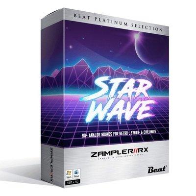Zampler Starwave Analog Synth Sounds